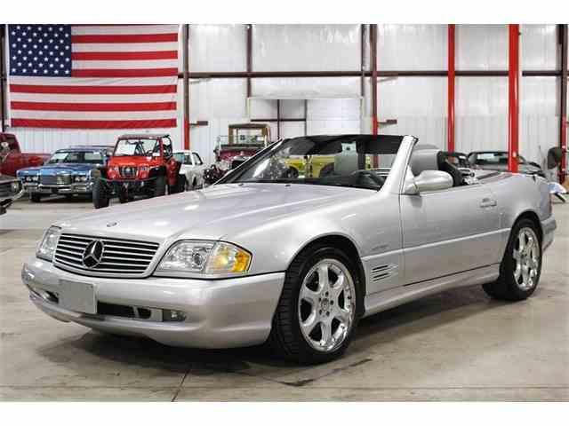 2002 Mercedes-Benz SL500 | 969571