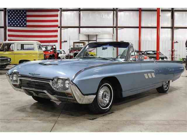 1963 Ford Thunderbird | 969572
