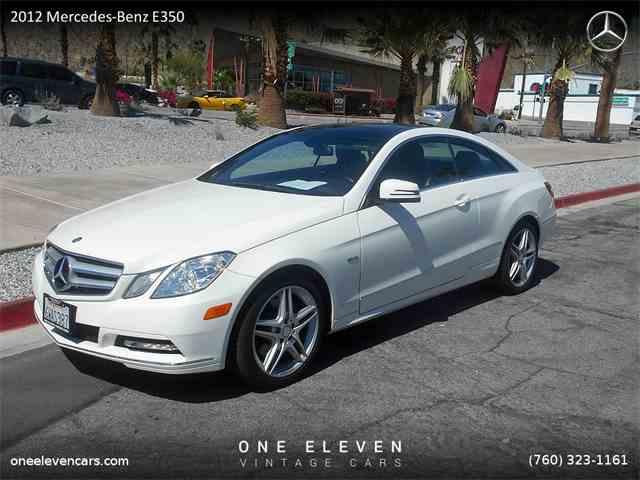 2012 Mercedes-Benz E350 | 969575