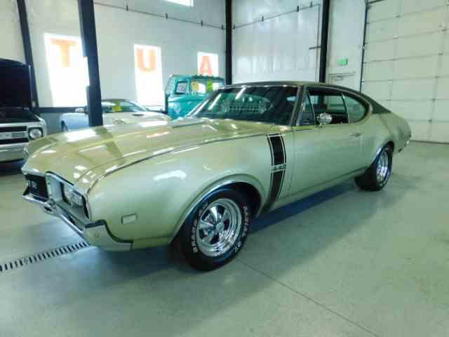 1968 Oldsmobile 442 | 969581