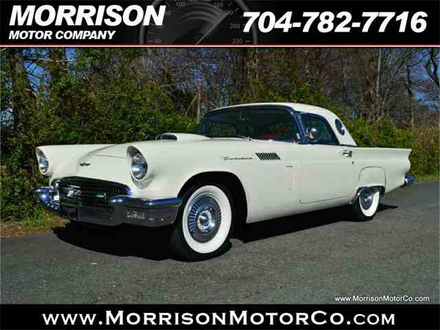 1957 Ford Thunderbird | 969585