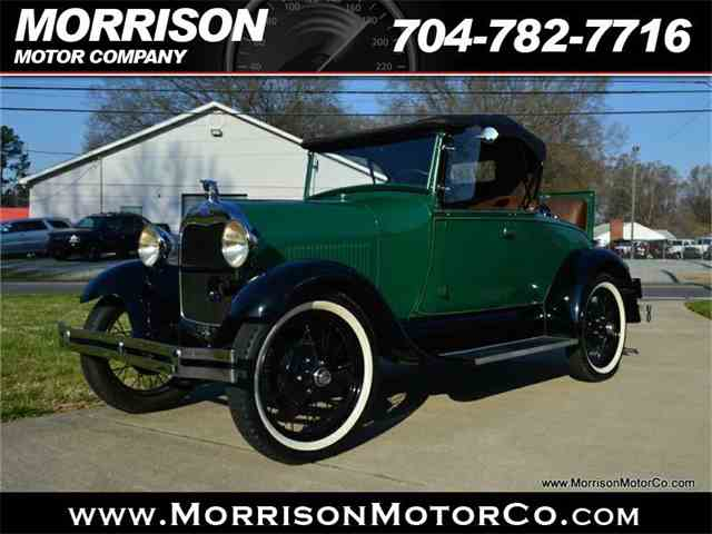 1929 Ford Model A   969586