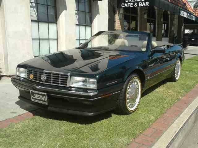 1993 Cadillac Allante | 969588