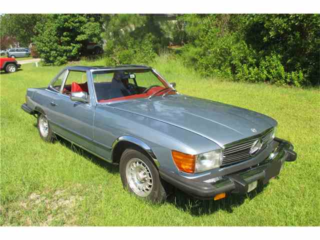 1979 Mercedes-Benz 450SL | 969592