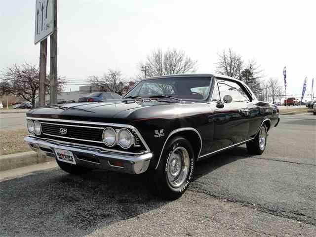 1966 Chevrolet Chevelle | 969595