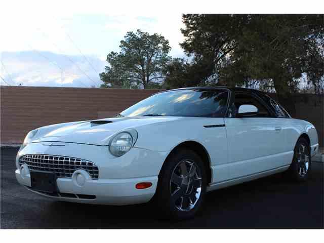 2002 Ford Thunderbird | 969599