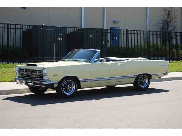1967 Ford Fairlane 500 XL Convertible | 960096
