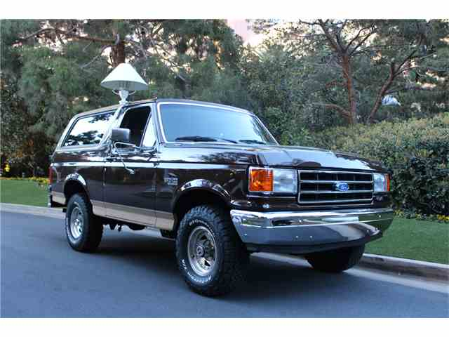 1991 Ford Bronco | 969600