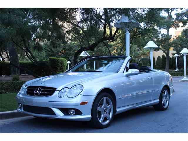 2006 Mercedes-Benz CLK500 | 969603