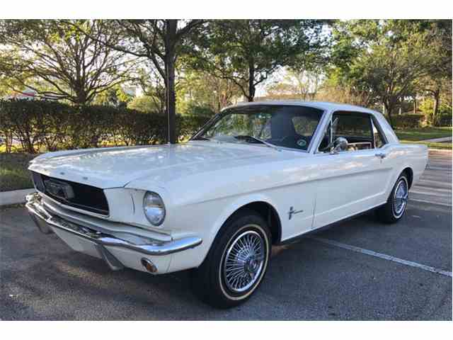 1966 Ford Mustang | 969604