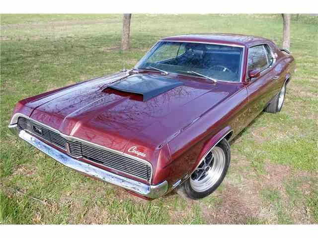 1969 Mercury Cougar XR7   969607