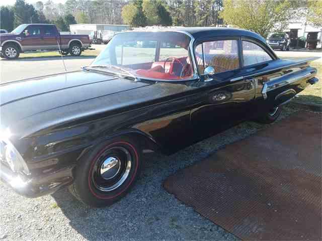 1960 Chevrolet Biscayne   969608