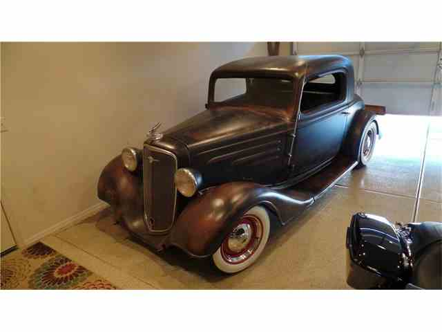 1934 Chevrolet 3-Window Pickup | 969612