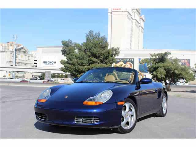 2001 Porsche Boxster | 969615