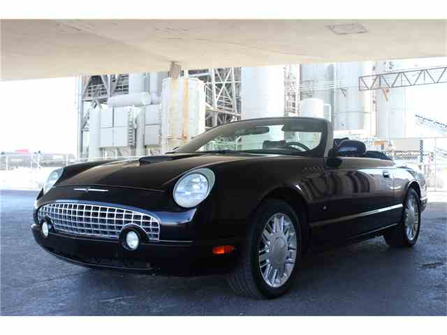 2003 Ford Thunderbird | 969630