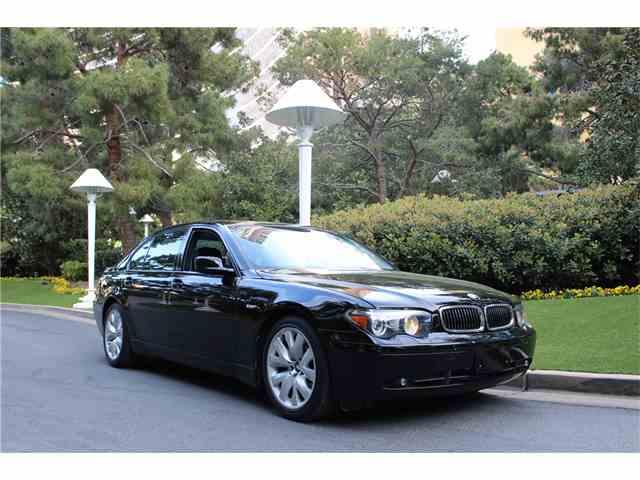 2004 BMW 745li | 969633