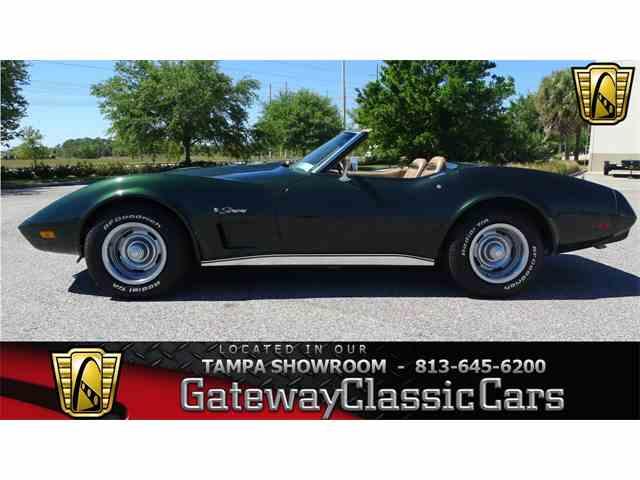 1974 Chevrolet Corvette | 969639