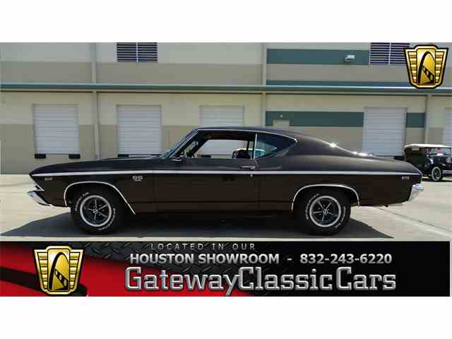 1969 Chevrolet Chevelle | 969643