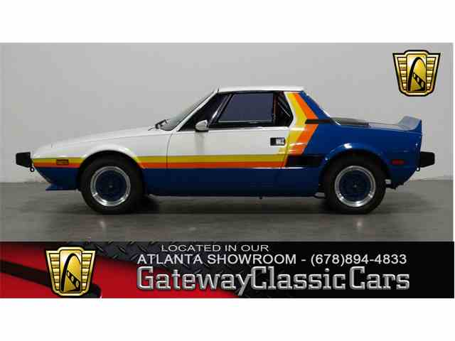 1973 Fiat X1/9 | 969650