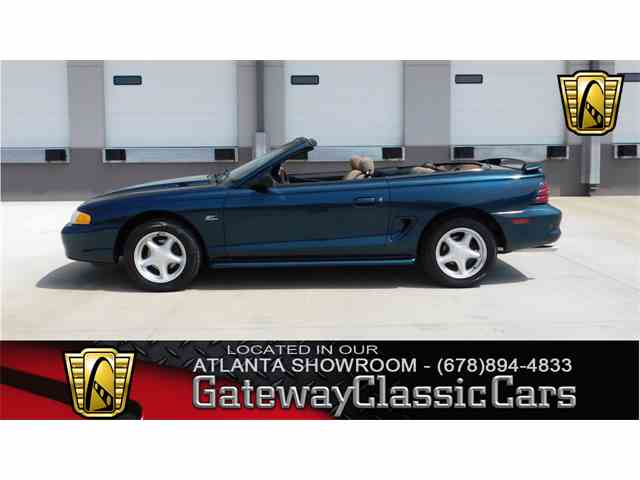 1995 Ford Mustang | 969651