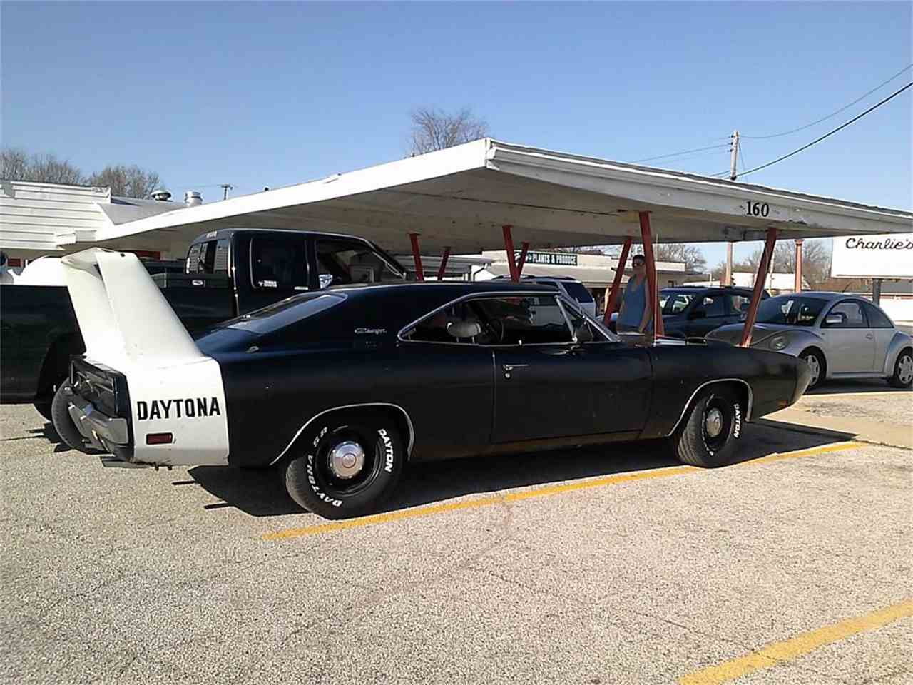 Dodge Trucks For Sale By Owner >> 1969 Dodge Daytona Charger for Sale | ClassicCars.com | CC-969669