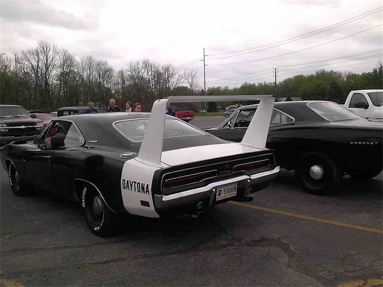 1969 dodge daytona charger for sale cc 969669. Black Bedroom Furniture Sets. Home Design Ideas
