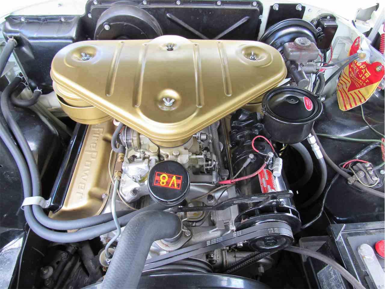 1955 Chrysler 300 Engine Images