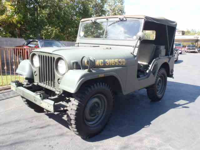 1952 Willys M38A1 | 969684