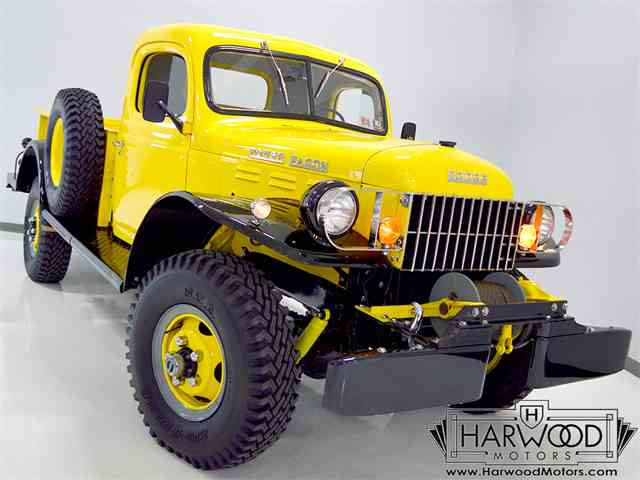 1967 Dodge Power Wagon | 969685