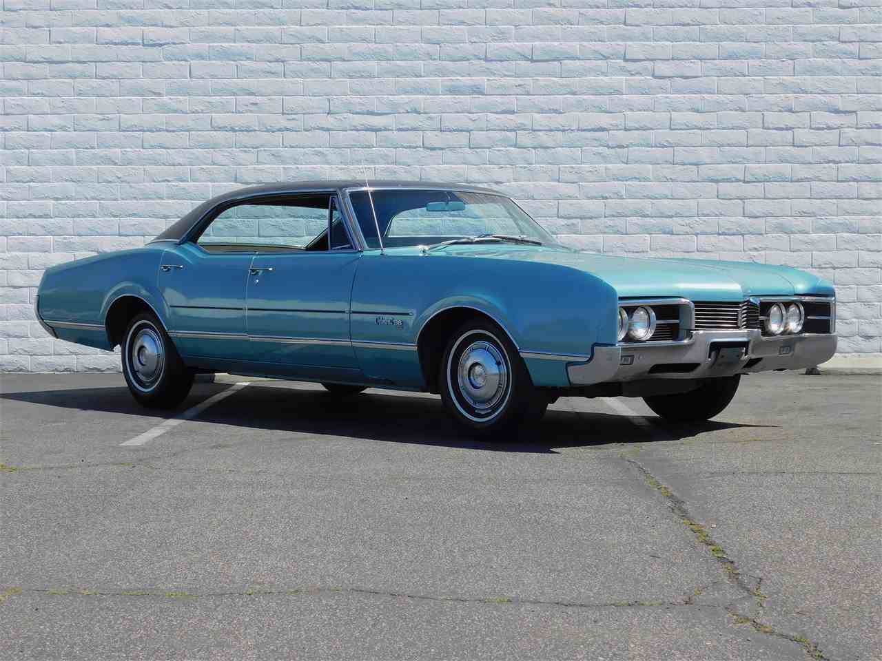 1967 Oldsmobile 88 for Sale on ClassicCarscom  3 Available
