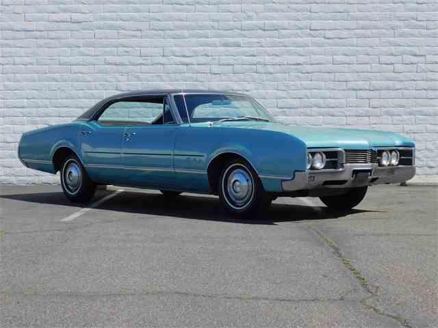 1967 Oldsmobile Delmont 88 | 969688