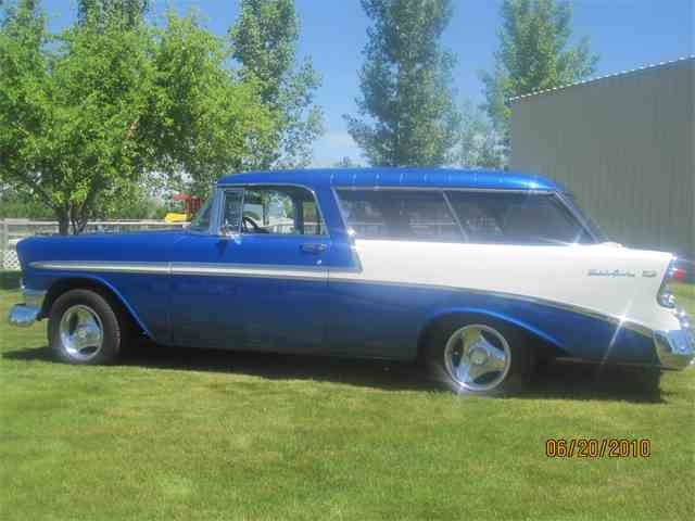 1956 Chevrolet Bel Air Nomad | 969691