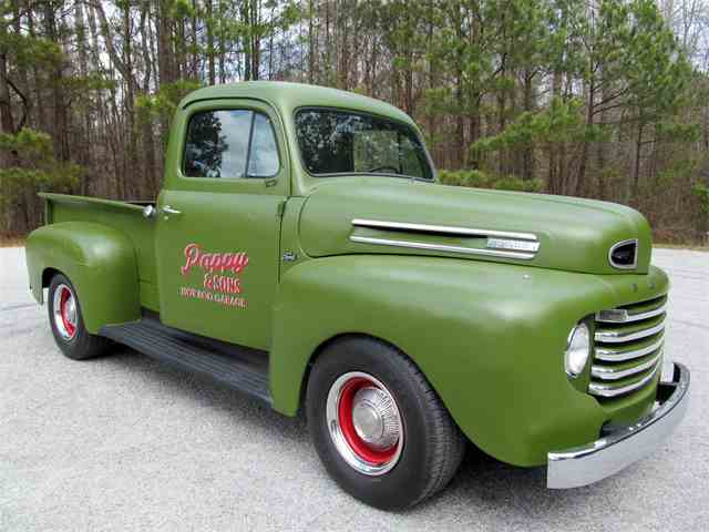 1950 Ford F1 | 969693