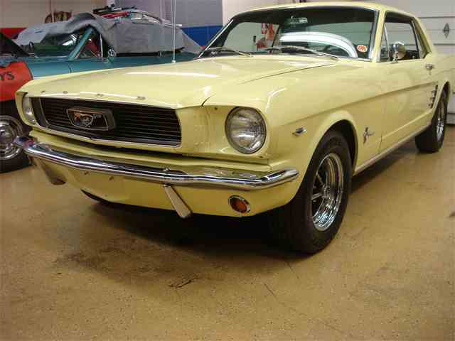 1966 Ford Mustang | 969695