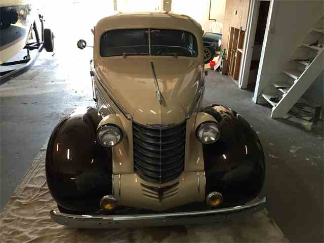 1937 Oldsmobile 4-Dr Sedan | 969699