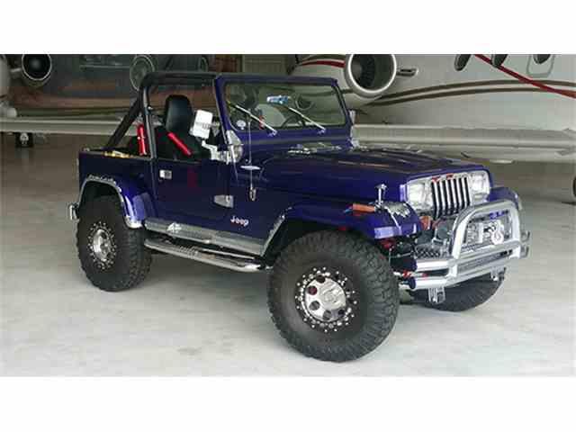 1989 Jeep Wrangler Laredo Custom | 969713