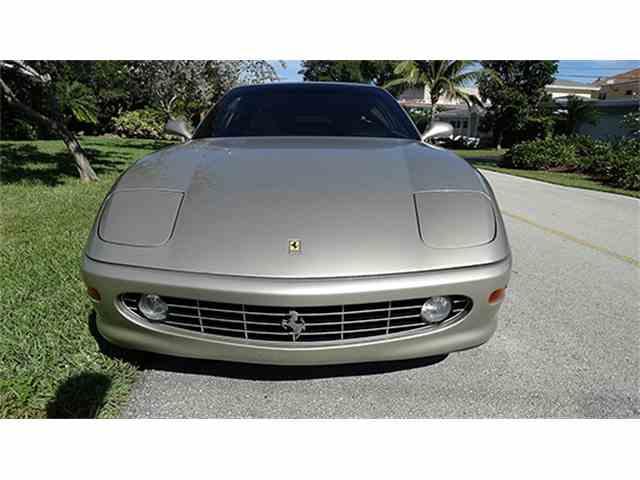 2000 Ferrari 456M GTA Coupe | 969722