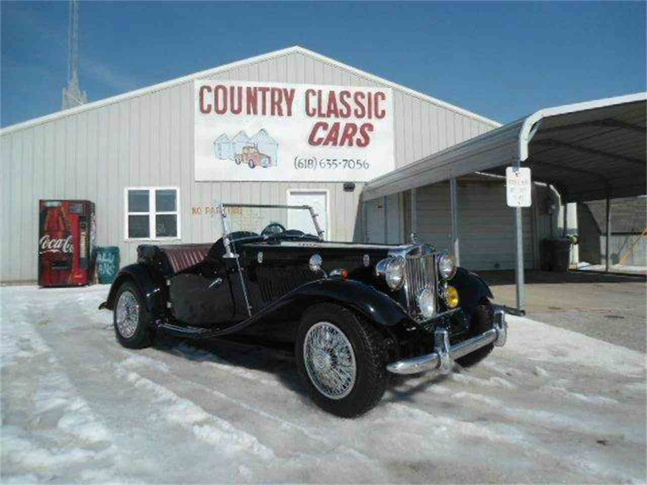 Classic MG Kit Car for Sale on ClassicCars.com