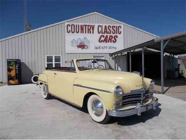 1949 Plymouth Special Deluxe | 969734