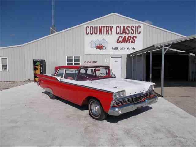 1959 Ford 2-Dr Sedan | 969737