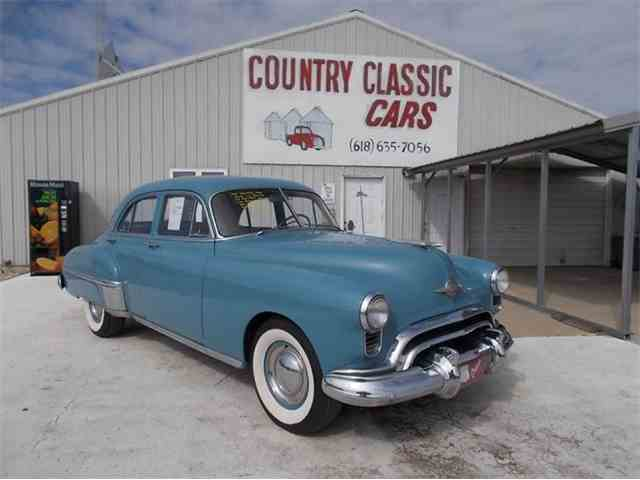 1949 Oldsmobile 4-Dr Sedan | 969738