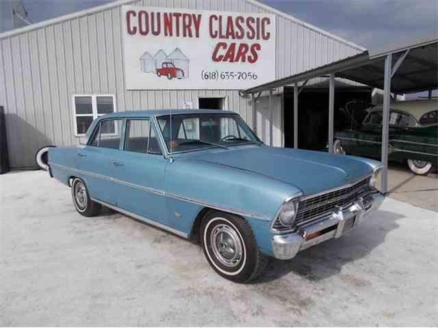 1967 Chevrolet Nova | 969739