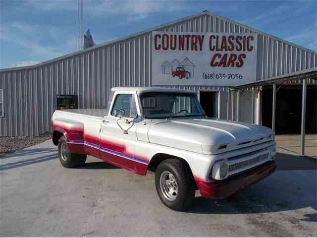 1966 Chevrolet C/K 10 | 969741