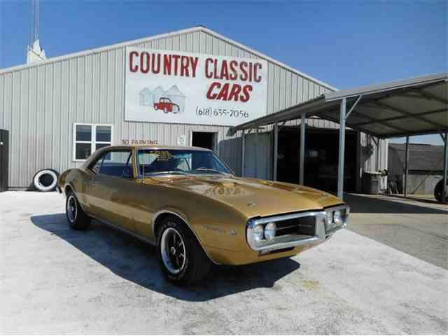 1967 Pontiac Firebird | 969742