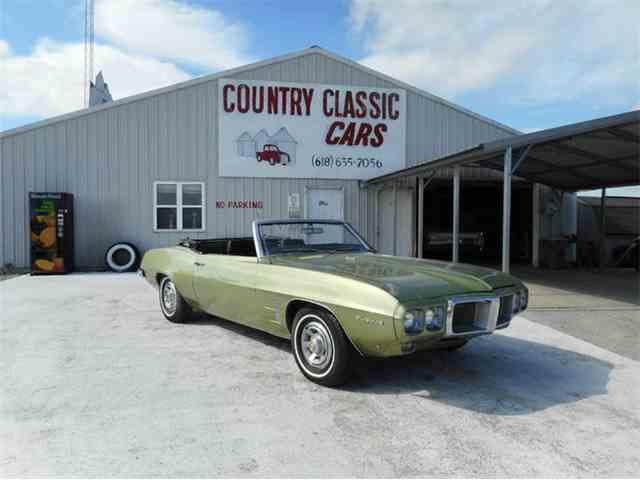 1969 Pontiac Firebird | 969743