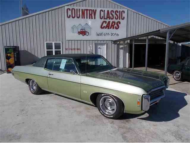 1969 Chevrolet Impala | 969745
