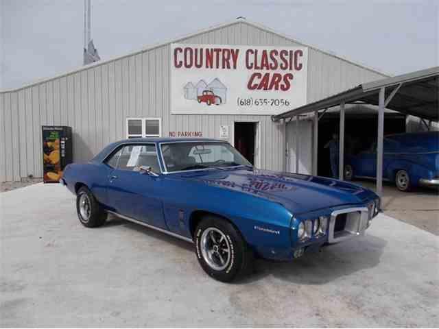 1969 Pontiac Firebird | 969746
