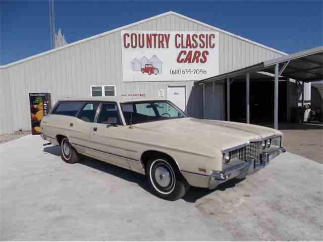 1971 Ford Country Sedan | 969747