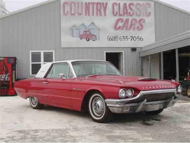 1964 Ford Thunderbird | 969755