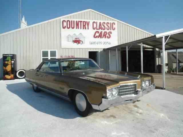 1969 Oldsmobile 98 | 969756